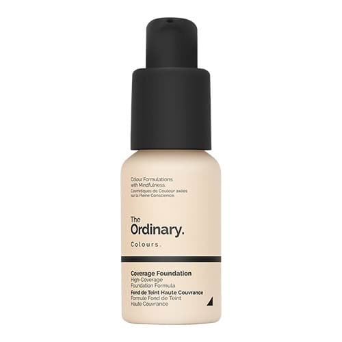 The Ordinary Coverage Foundation by The Ordinary