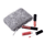 M.A.C COSMETICS Fireworked Like A Charm Mini Lipglass Kit: Neutral