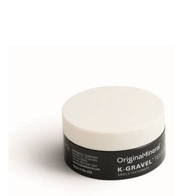 O&M K-Gravel Texture Clay - 25g by O&M Original & Mineral