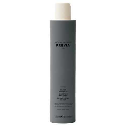 Previa Blonde Silver Shampoo 250 ML by Previa