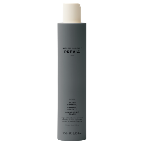 Previa Blonde Silver Shampoo 250 ML by Previa
