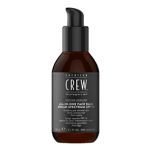 American Crew All-In-One Face Balm SPF15 by American Crew