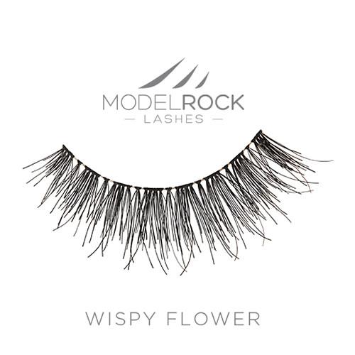 MODELROCK Signature Lashes - Wispy Flower by MODELROCK