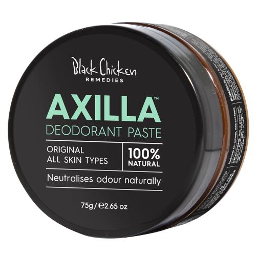 Black Chicken Remedies Axilla Deodorant Paste by Black Chicken Remedies