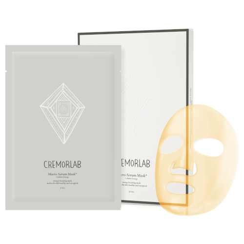 Cremorlab Macro Serum Mask Cellular Energy - 4 sheets by Cremorlab