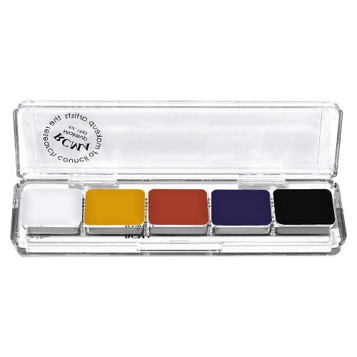RCMA 5 Part Series Foundation - Adjuster Palette by RCMA
