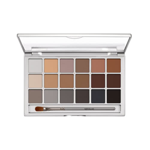 Kryolan 18 Eye Palette - V3 Natural by Kryolan Professional Makeup