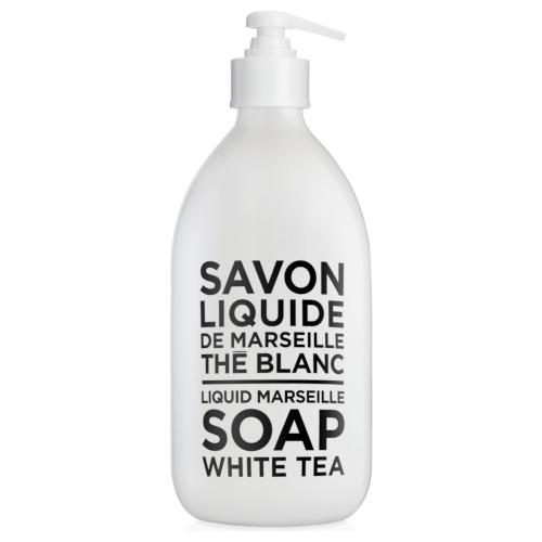 Compagnie De Provence Liquid Marseille Soap White Tea 500ml by Compagnie de Provence