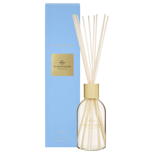 Glasshouse THE HAMPTONS Diffuser 250ml by Glasshouse Fragrances