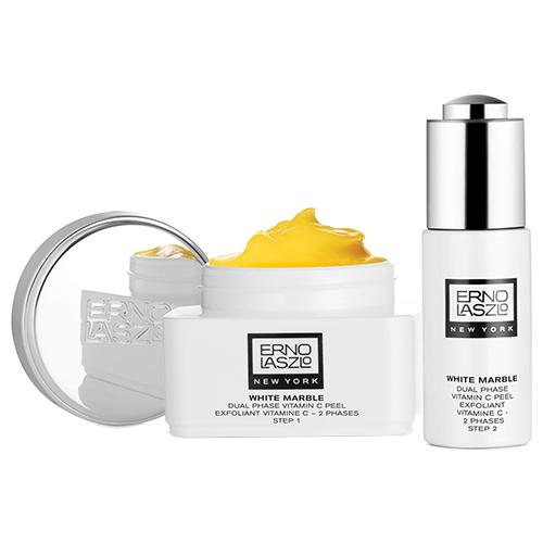 Erno Laszlo White Marble Dual Phase Vitamin C-Peel by Erno Laszlo