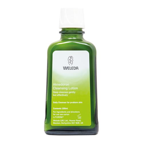 Weleda Aknedoron Cleansing Lotion  by Weleda
