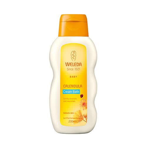 Weleda Calendula Cream Bath