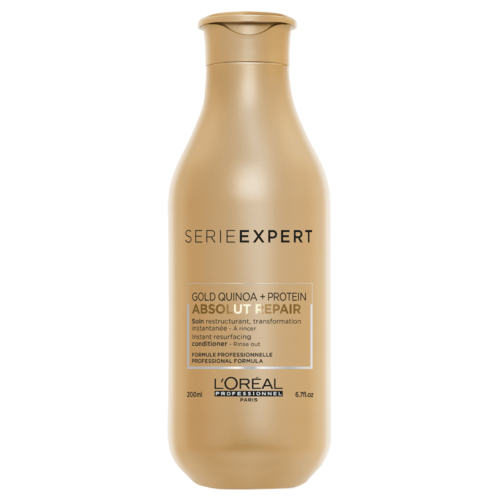 L'Oreal Serie Expert Absolut Repair Gold Quinoa & Protein Conditioner 200ml by L'Oreal Professionnel