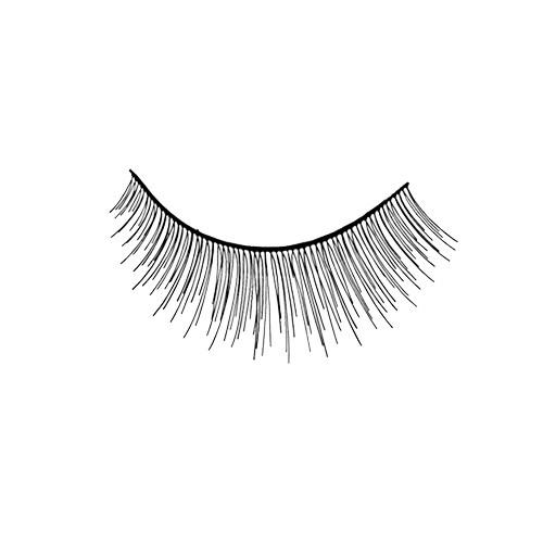 Kryolan Upper Eyelashes - TV1 by Kryolan Professional Makeup