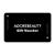 Adore Beauty Gift Voucher - Black