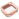 Adore Beauty Medium Cosmetic Bag - Blush