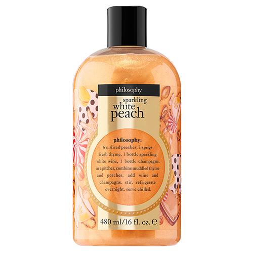 philosophy white peach bnb shower gel by philosophy