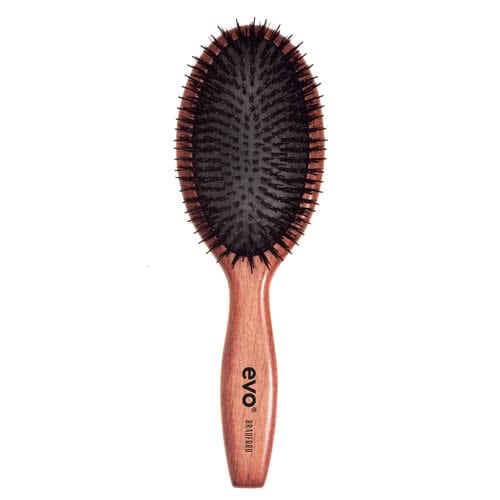 evo bradford pin/bristle dressing brush by evo