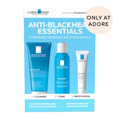 La Roche-Posay Anti Blackheads Kit  by La Roche-Posay