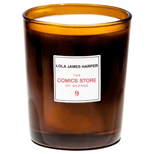 Lola James Harper #9 The Comics Store of George Candle 190gm by Lola James Harper