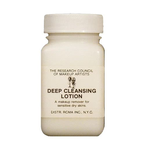 RCMA Deep Cleansing Lotion by RCMA