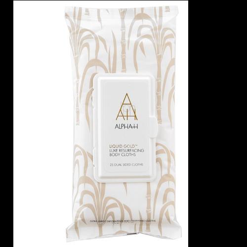 Alpha-H Liquid Gold Resurfacing Body Cloths