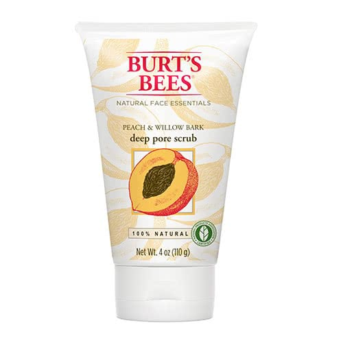 Burt's Bees Peach & Willowbark Deep Pore Scrub by Burt's Bees