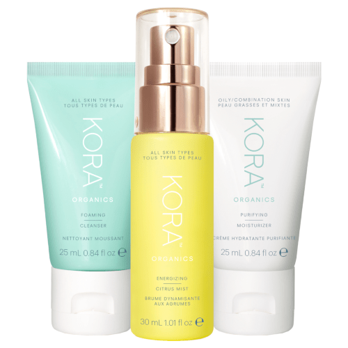 KORA Organics Daily Ritual Kit - Oily/Combination by KORA Organics by Miranda Kerr