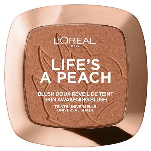 L'Oreal Paris Life's A Peach Blush -01 Peach Addict