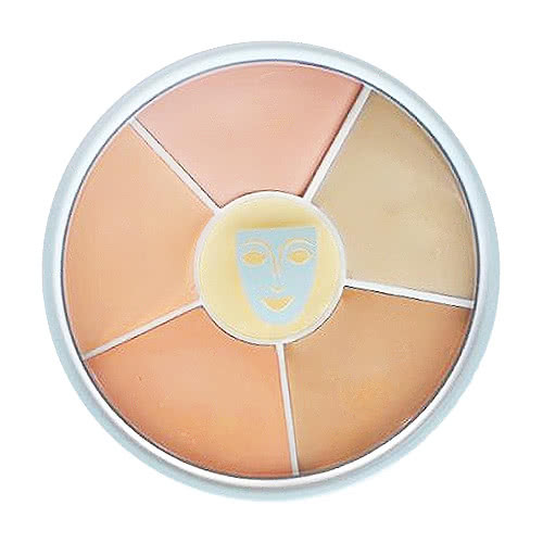 Kryolan Concealer Wheel by Kryolan Professional Makeup