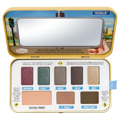 theBalm AutoBalm Pic Perf Eye Palette by theBalm