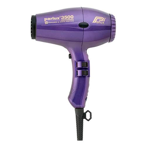 Parlux Supercompact Ionic & Ceramic 3500 Hairdryer-Purple by Parlux
