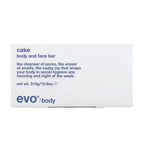evo cake cleanser of pores by evo