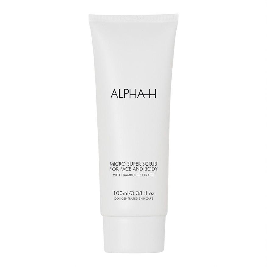 Alpha-H Micro Super Scrub with 12% Glycolic Acid 100ml by Alpha-H