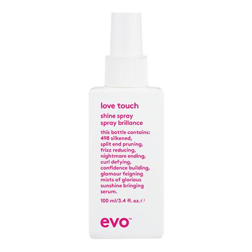 evo love touch shine spray