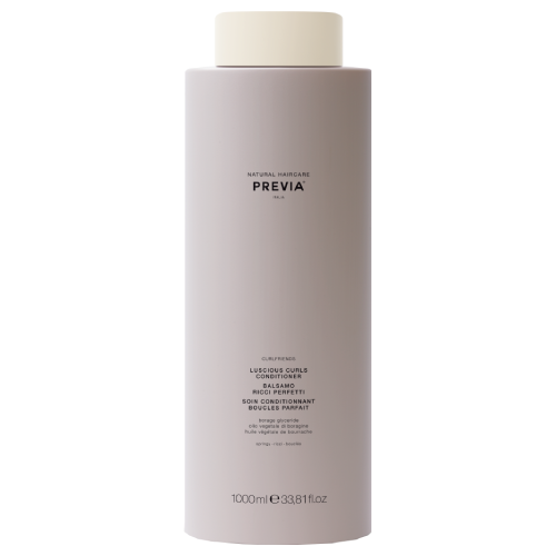 Previa Curlfriends Luscious Curls Conditioner 1000 ML by Previa