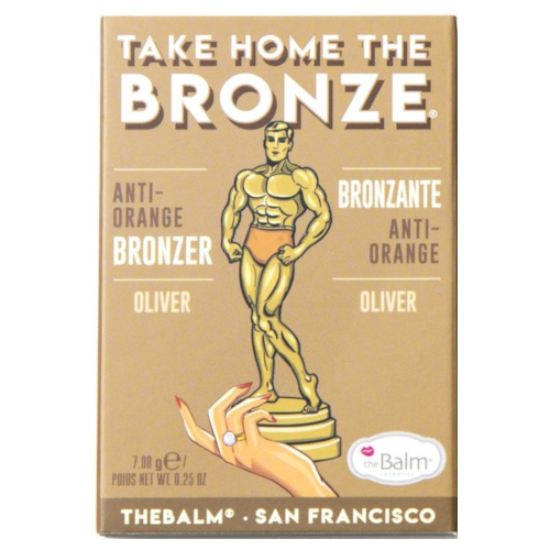 theBalm Take Home The Bronze Anti-Orange Bronzer by theBalm