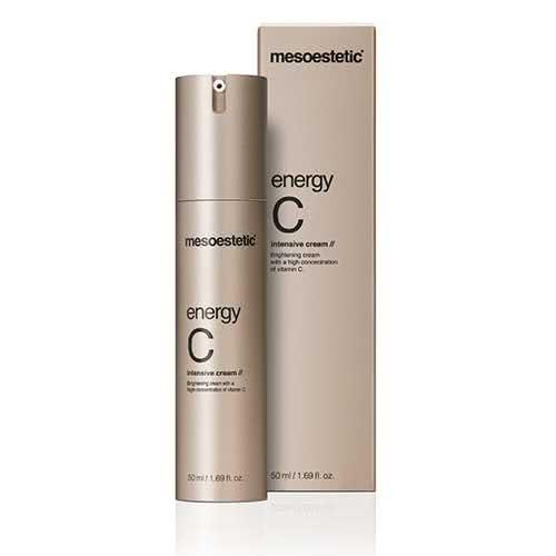 mesoestetic energy C intensive cream by Mesoestetic