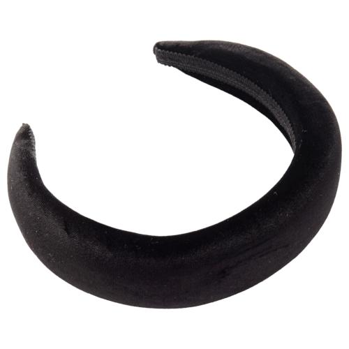 Reliquia Francis Headband- Black Velvet by Reliquia