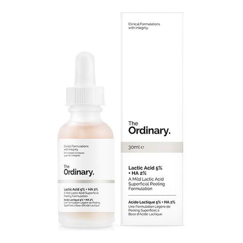 The Ordinary Lactic Acid 5% + HA 2%