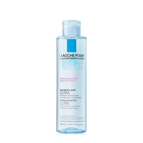 La Roche-Posay Micellar Water Sensitive and Reactive Skin by La Roche-Posay