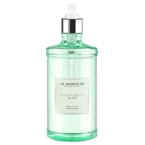 Glasshouse Amalfi Coast Hand Wash - Sea Mist  by Glasshouse Fragrances