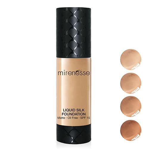 Mirenesse Liquid Silk Foundation by Mirenesse