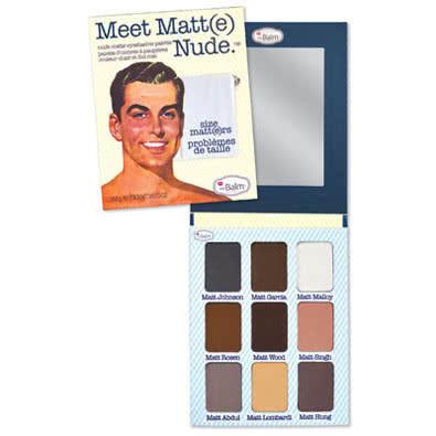 theBalm Meet Matt(e) Nude Eyeshadow Palette by theBalm