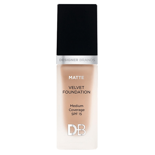 Designer Brands Velvet Matte Foundation SPF15 by Designer Brands