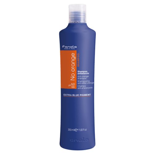 Fanola No Orange Shampoo - 350ml by Fanola