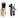 Mirenesse Curly Lashes Curlers + Mascara  by Mirenesse