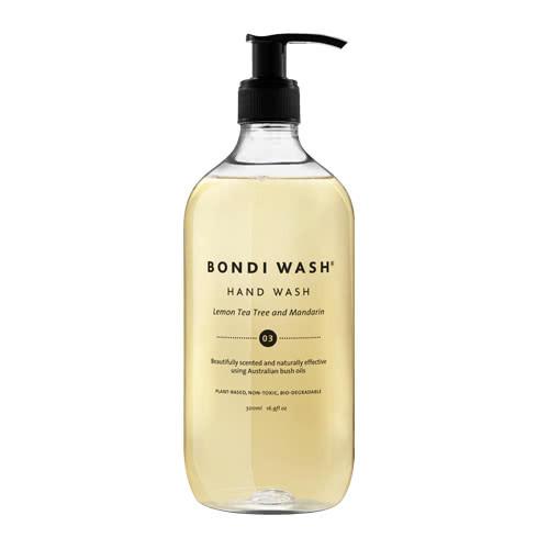 Bondi Wash Hand Wash - Lemon Tea Tree & Mandarin by Bondi Wash