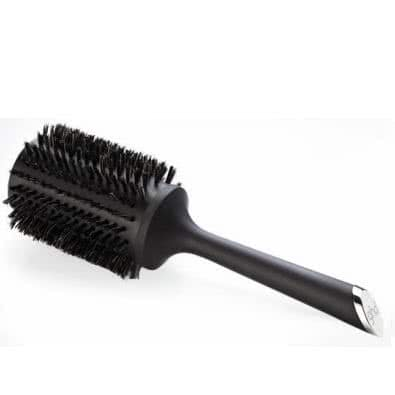 ghd Natural Bristle Radial Brush Size 4  by ghd