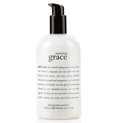 philosophy amazing grace body firming emulsion by philosophy